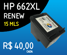 Extra 1 - Cartucho HP 662 Renew
