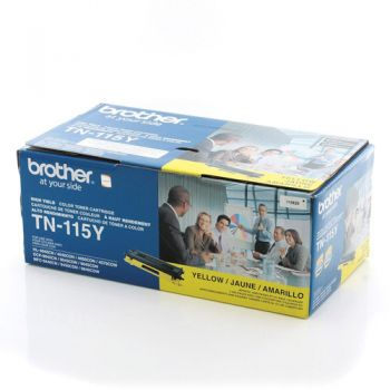 Toner Brother TN115Y Amarelo Original