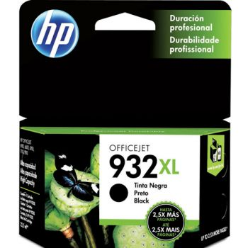 Cartucho Hp 932XL Preto CN053AL Original