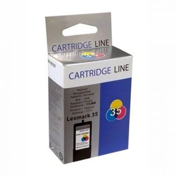 Cartucho Lexmark 35 Color 18C0035 Cartridge Line