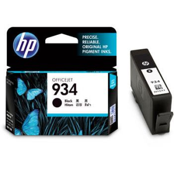 Cartucho Hp 934 Preto C2P19AL Original