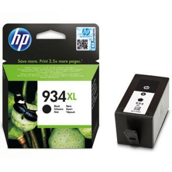 Cartucho Hp 934XL Preto C2P23AL Original