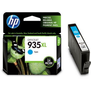 Cartucho Hp 935XL Ciano C2P24AL Original