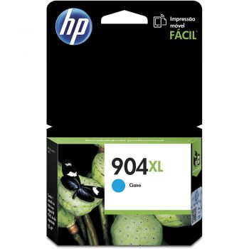 Cartucho Hp 904XL Ciano T6M04AB Original