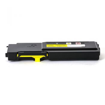 Toner Compatível Xerox Phaser 6600/WC6605 Amarelo 106R02235 6K