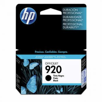 Cartucho Hp 920 Preto CD971AL Original