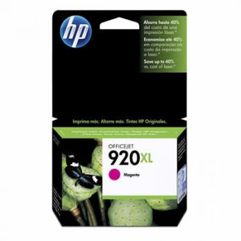 Cartucho Hp 920XL Magenta CD973AL Original