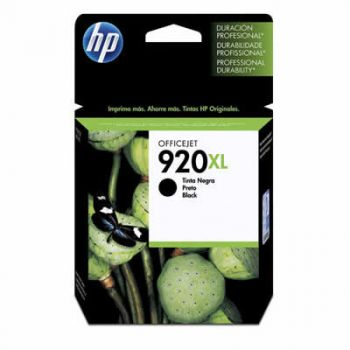 Cartucho Hp 920XL Preto CD975AL Original
