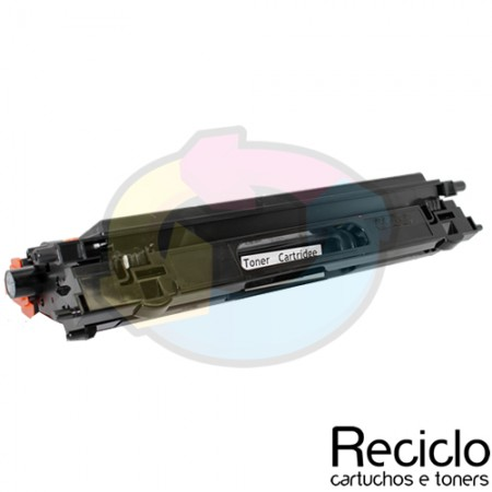 Toner Brother TN110-115 Preto Compatível  - foto principal 2