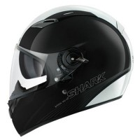 CAPACETE SHARK VISION-R BECOOL BLK LUMINESCENT