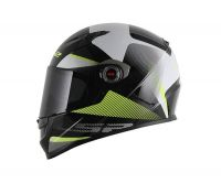 CAPACETE LS2 FF358 TYRELL BLK/YLW
