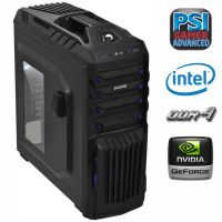 COMPUTADOR PSI GAMER ADVANCED 6 – INTEL CORE I5 6400 2.7GHZ – 3.3GHZ TURBO H110-M / 16GB DDR4 / 1000GB / RX 460 4GB DDR5