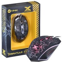MOUSE VINIK GAMER VX OPTICO TARANTULA 2400PI
