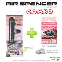 COMBO AIR SPENCER PINK SHOWER