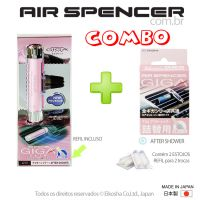 COMBO AIR SPENCER AFTER SHOWER