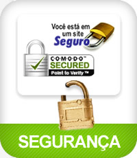 Site Seguro - COMODO SCURED