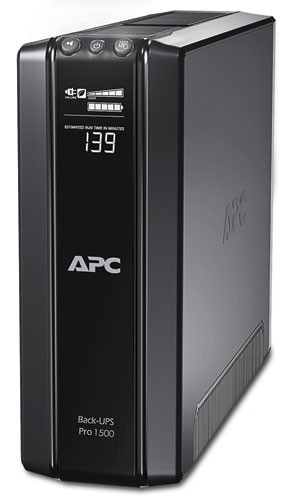 Nobreak APC Power-Saving Back-UPS Pro 1500, 230V - No Break APC BR1500GI  - foto principal 1