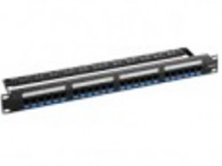 Patch Panel Multilan Cat.5e 24 Posições T568A/B - Furukawa  - foto principal 3