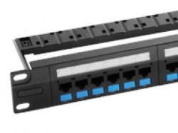 Patch Panel Multilan Cat.5e 24 Posições T568A/B - Furukawa  - foto principal 4