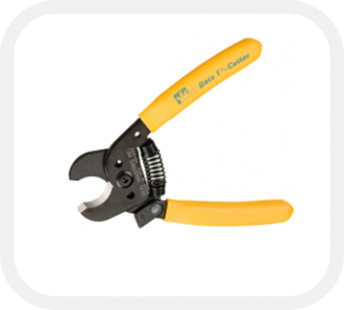 Alicate de Corte de Cabos até 13mm² Data T-Cutter 45-074 - Ideal Industries
