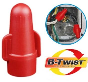 Conectores Elétricos de Torção Buchanan 0,70~6mm² BT2 B-Twist Ideal Industries