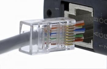 Ferramenta de Crimpagem FT-45 Conectores EZ RJ-45 CAT5e e CAT6 Feed-Thru 30-495 - Ideal Industries  - foto 7