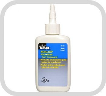 Composto Anti-oxidante Alumínio e Cobre Noalox 120ml 30-026 - Ideal Industries