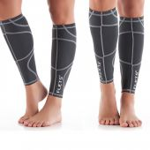 Polaina Flets Sport X3X Compression ( Cor Estanho )