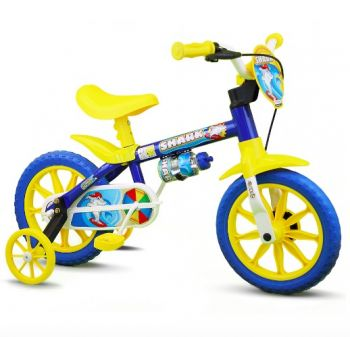 Bicicleta Nathor Aro 12 Shark