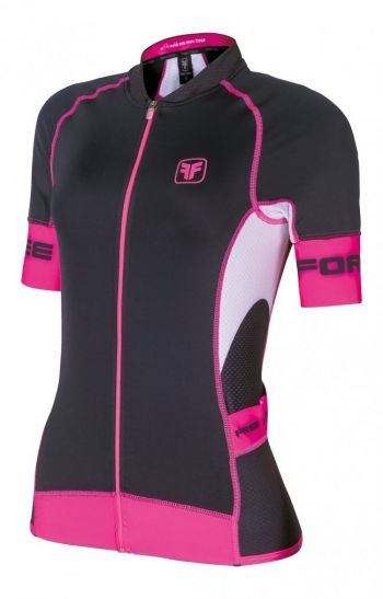 Camisa ciclismo Feminina FREE FORCE STAGE