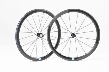 Rodas SPEED AERO Carbono Clincher COLE C40 LITE