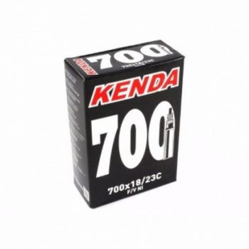 Camara de ar Speed Road Gravel KENDA 700x18/23 80MM