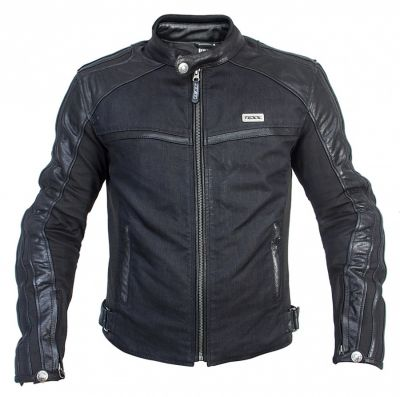 Jaqueta Moto Couro Texx Evolution Nightwatch