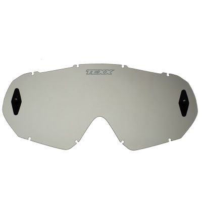 Lente Oculos Texx Fx1 Fume Tear Off Anti Embaçante