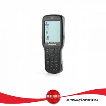 Coletor Honeywell Dolphin 6500 - 25 teclas / Windows® CE 5.0