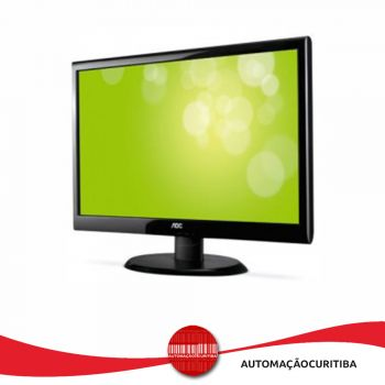 Monitor AOC Led 21.5 polegadas Widescreen c/ Vesa