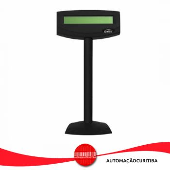 Display de Cliente Gertec - Serial