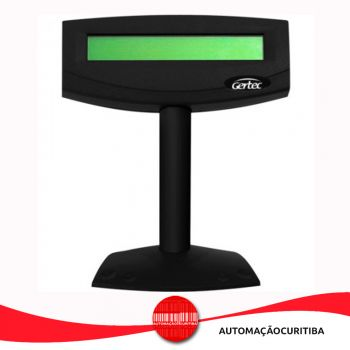 Mini Display de Cliente Gertec - USB