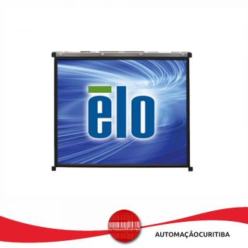 Monitor Touch Screen Open Frame 17 polegadas Tyco Elo touch 1739L