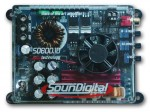 Soundigital SD600.1D - Módulo Digital, até 700W RMS, 1 ou 2 ohms