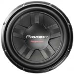 Subwoofer Pioneer Champion Series TS-W311D4, 12'', 400W RMS / BOB DUPLA 4+4 OHMS