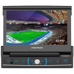 DVD Player Retrátil 7'' Positron SP6720DTV Bluetooth USB Controle