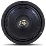 Woofer 8'' Eros E-358 XH Black - 350W RMS, 8 ohms