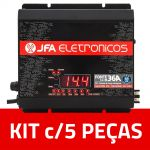 kit c/5 fontes JFA 36A slim