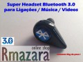 Headset Bluetooth 3.0 + A2DP + EDR