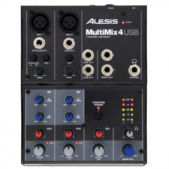 Alesis Multimix 4 USB  - foto 3