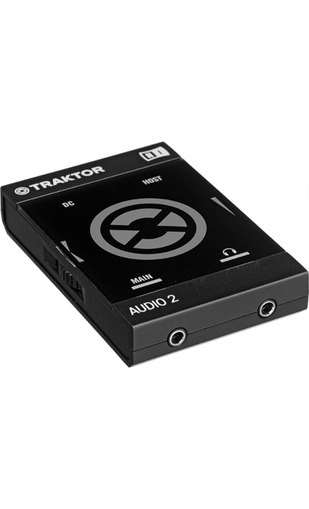 Native Instruments Traktor Audio 2  - foto principal 2