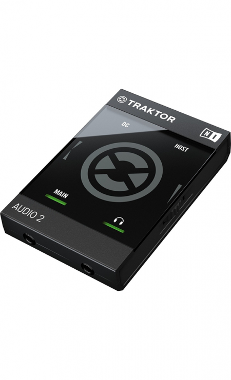 Native Instruments Traktor Audio 2  - foto principal 3
