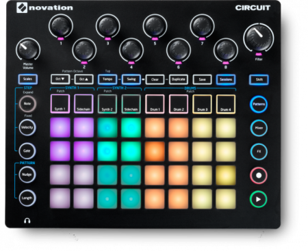 Novation Circuit  - foto principal 1