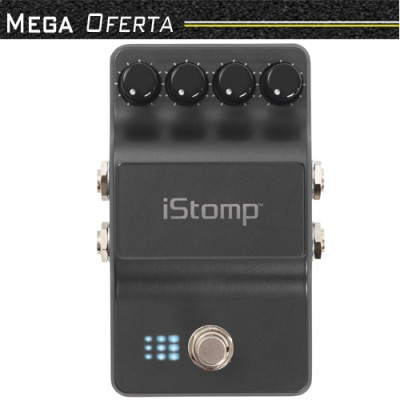Pedal de Efeitos IStomp para iPhone, iPad e iPod - Digitech